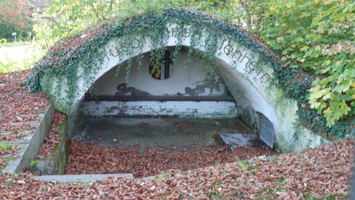Brunnenkammer des Siliusbrunnens