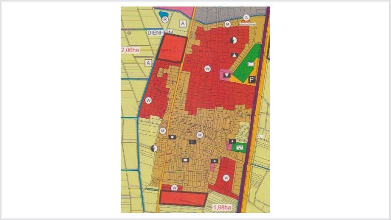 Flächennutzungsplan 2030 der Ortsgemeinde Dienheim /Entwicklungsplanung der Ortsbebauung für die nächsten 15-20 Jahre